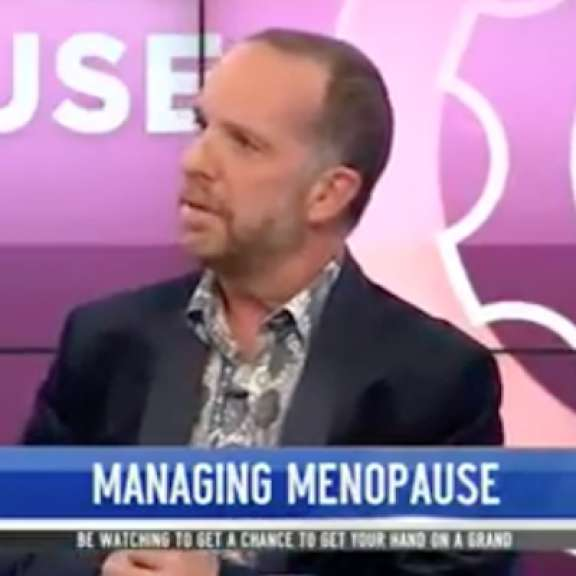 Dr David Knight - Menopause & New Ovarian Rejuvenation Therapy